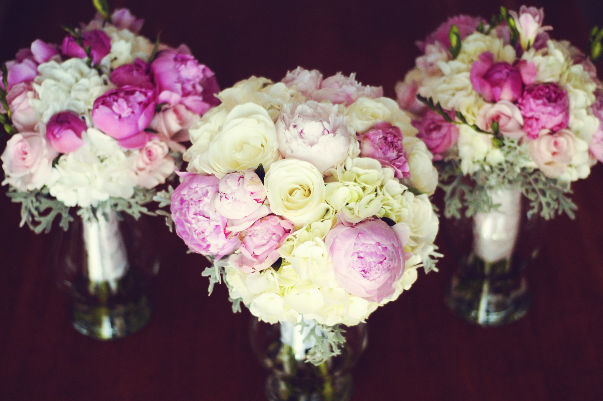 closed show me your peony hydrangea bouquets - Garden Rose And Hydrangea Bouquet